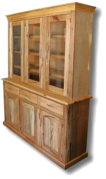 Marri Library Cabinet _ Buffet