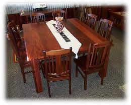 Jarrah Table 8 Seater2