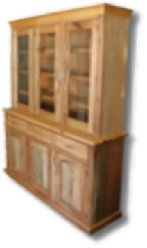 Marri Library Cabinet/Display Dresser