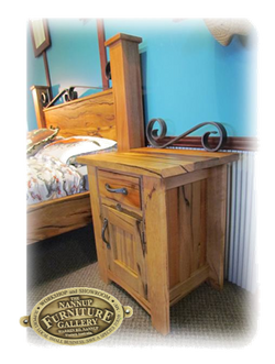 Two Oceans Marri Bedroom Bedside Table