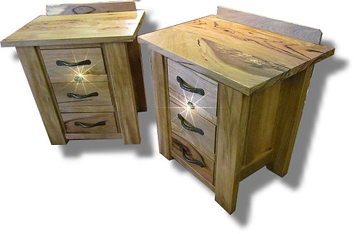 Marri Bedside drawers