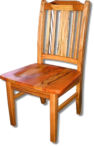 "The ""Yarragadee"" Marri Chair"