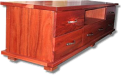 The South Beach Jarrah TV cabinet2