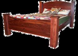 Grand Homesteader Bed Handmad Jarrah