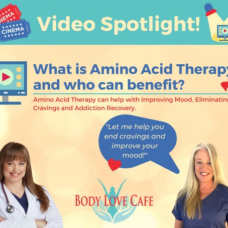 (VIDEO) What is Amino Acid Therapy