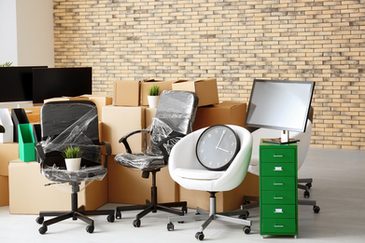 Professional and Reliable Office Movers_