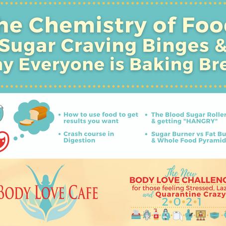 VIDEO-Body Love Challenge Week 2: The Chemistry of Food