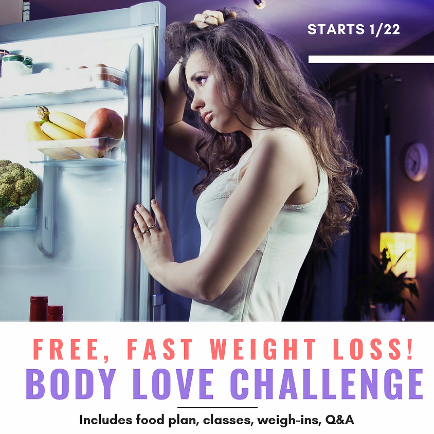 Body Love Challenge - Digestion & Meal Plans