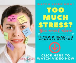 Stress Thyroid Health Adrenal Fatigue