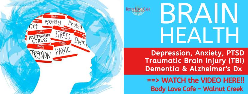 (VIDEO) Brain Health - Depression, Anxiety, PTSD, Dementia ...
