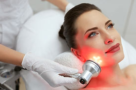 hot laser microcurrent cellulite botox anti-wrinkles