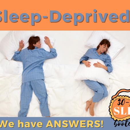 (VIDEO) Sleep Bootcamp 2021