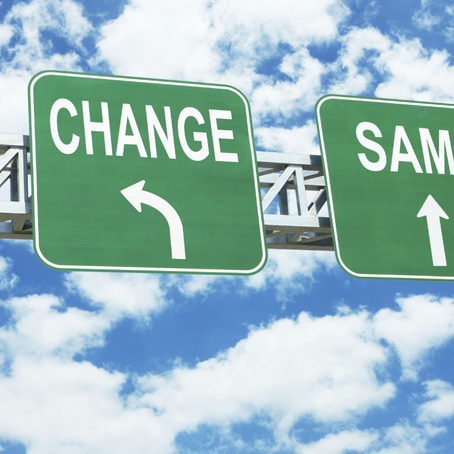 Is Change Possible? 3 Steps to Reinvention...