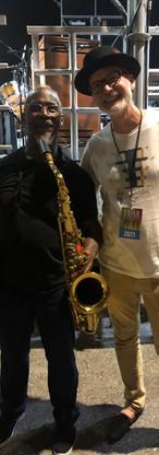 Karl Denson at Exile Music Fest Des Moines, IA