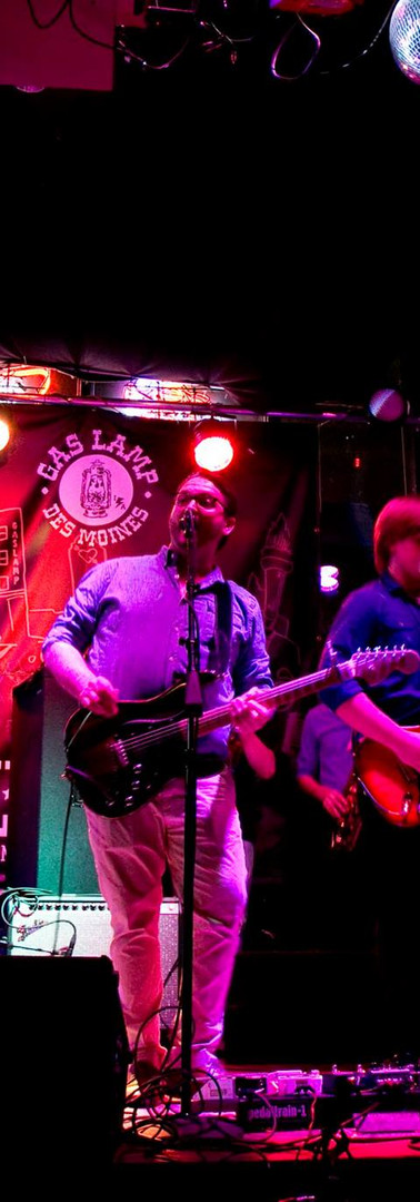 CD Release at The Gas Lamp
