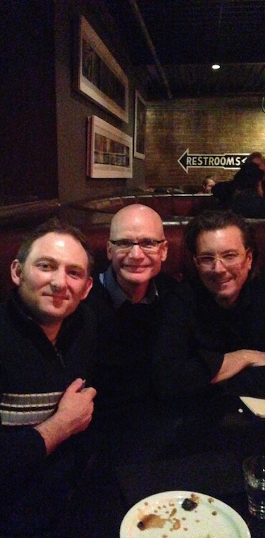 w/ Gary Ruschman & St Paul Peterson of The Time, The Family, LP Music, Donny Osmand