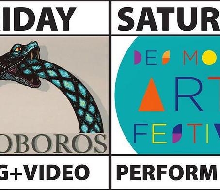 Video premiere, single release, new website and Art Festival