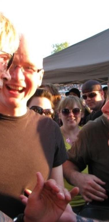 w/ Duff McKagan & Corey