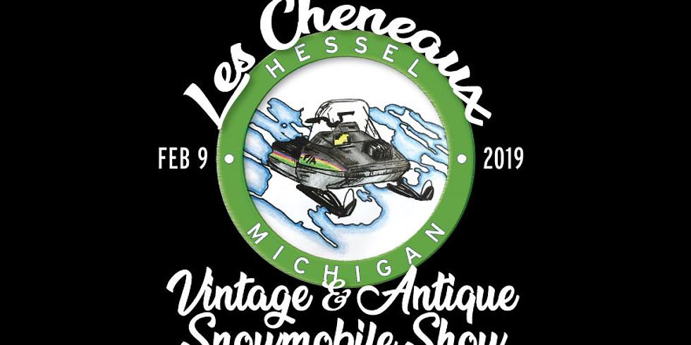 Les Cheneaux Islands Vintage & Antique Snowmobile Show