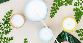 I am one of the co-founders of Noelle Australia, a natural skincare, candle and fragrance