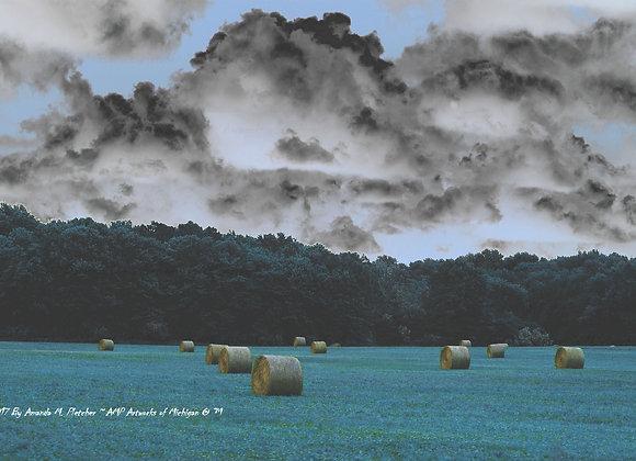 Digital Art Photography Image (SINGLE) By Amanda M. Pletcher