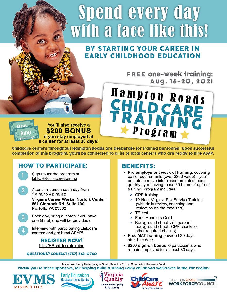 HR Child Care Training Program for job seekers - August 2021.jpg