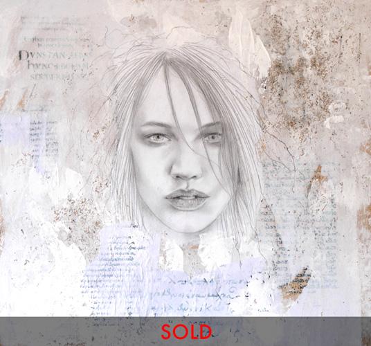 GLASTONBURY | WINTER SOLSTICE *SOLD*