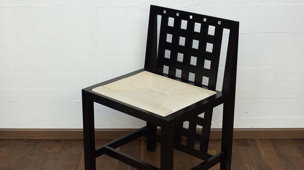 Cassina 324 Stuhl von Charles Rennie Mackintosh