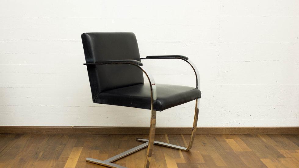 4er Set BRNO Stühle von Ludwig Mies van der Rohe für Knoll International