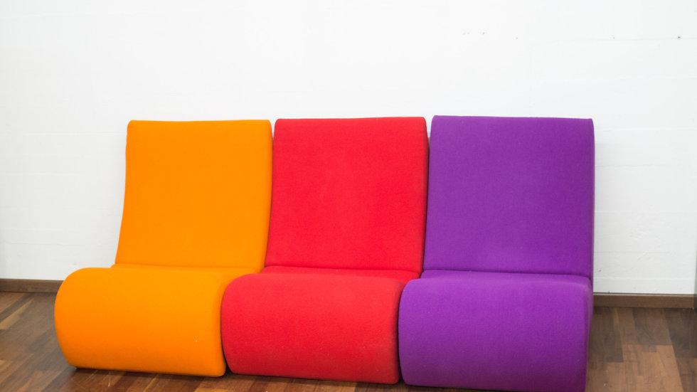 Verner Panton Amoebe Sessel / Sofa von Vitra