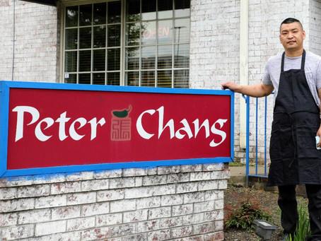 JIN XIN WANG: Business owner & American citizen