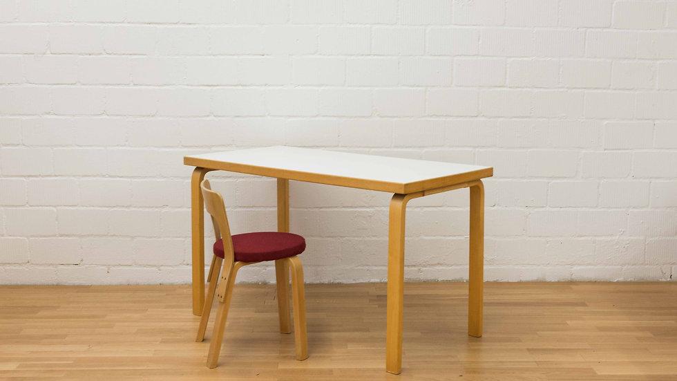 Alvar Aalto 80A Tisch Weiss von Artek