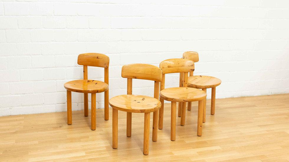 Rainer Daumiller Stühle von Hirtshals Savvaerk