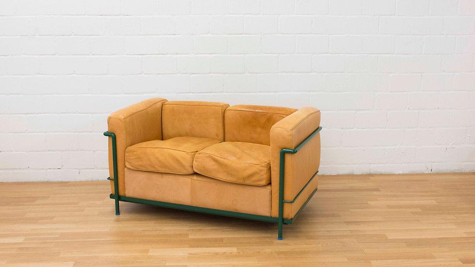 Le Corbusier LC2 Sofa von Cassina