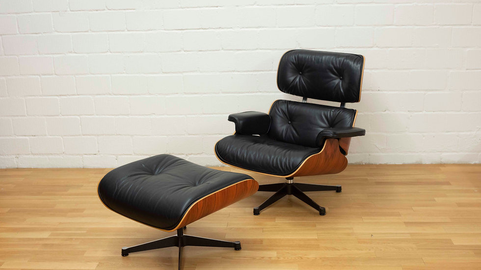 Charles & Ray Eames 670 Lounge Chair von Vitra
