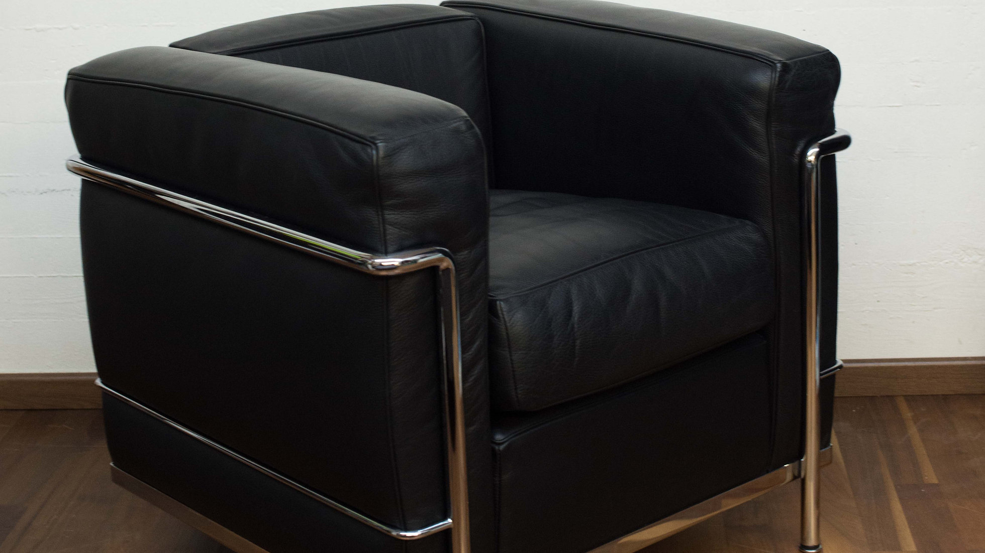 Le Corbusier LC2 Sessel von Cassina