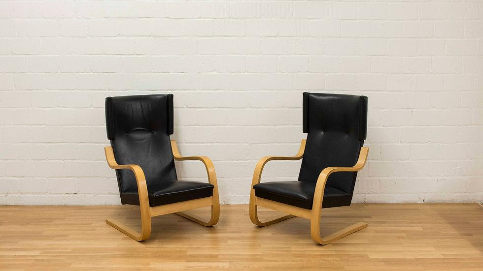 Alvar Aalto Modell 401 Sessel von Artek