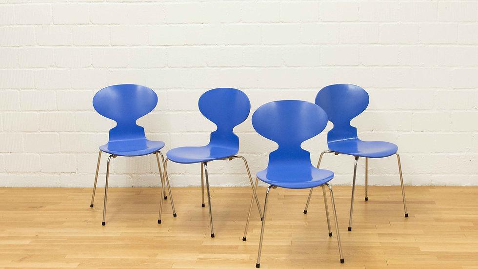 Fritz Hansen Ameise 3101 Stühle von Arne Jacobsen