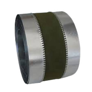 Flame Resistant Flexible Duct Connector