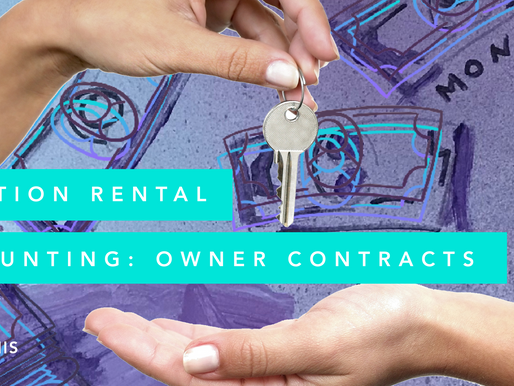 Vacation Rental Accounting: Owner Contracts