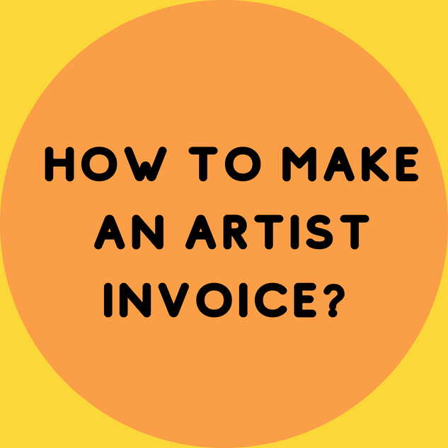 How (tf) do I make an Invoice?!