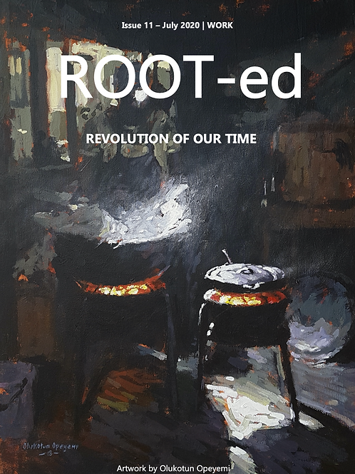 ROOT-ed Zine Issue 11 July 2020 - Digital Copy