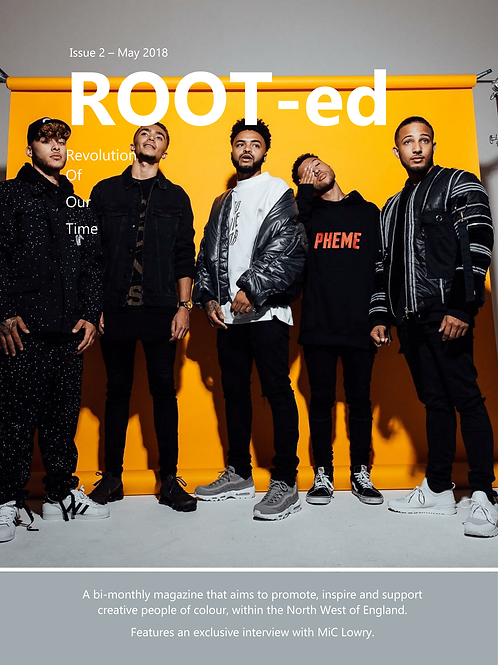ROOT-ed Zine Issue 2 May 2018 Digital Copy