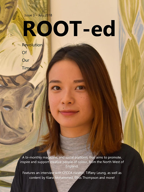 ROOT-ed Zine Issue 3 July 2018 Digital Copy