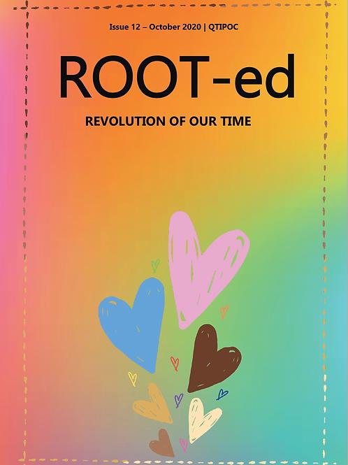 ROOT-ed Zine x Homotopia Issue 12 July 2020 - Digital Copy