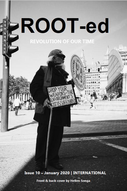 ROOT-ed Zine Issue 10 January 2020 - Digital Copy