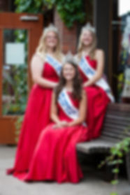 !GC court 2018-2019 Queen Bethany & cour