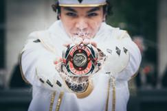 Cosplayer - New York's Sixth Ranger; Photographer - Nellizabel Photography