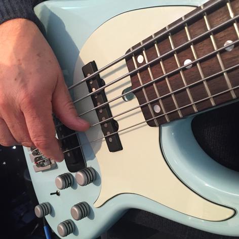 Spitfire Bass