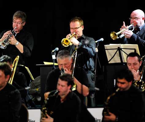 Laurence Cottle Big Band